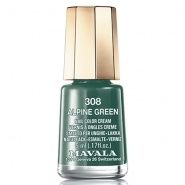 Mavala Nail Color Cream 308 Alpine Green