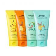 Pokemon Foam Cleanser отзывы
