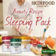 Beauty Recipe Soup Sleeping Pack