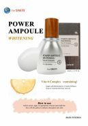 Power Ampoule Whitening The Saem купить