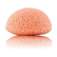Pure Konjak Mini Face Puff French Pink Clay The Konjac Sponge Company отзывы
