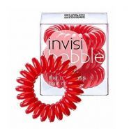 Invisibobble Raspberry Red
