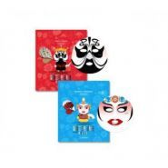 Peking Opera Mask Series