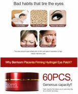 Placenta Firming Hydrogel Eye Patch