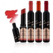 Chateau Wine Lipstick Fitting