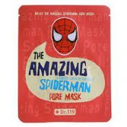Dr.119 The Amazing Spiderman Pore Mask