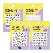 Art Nails Deco Sticker