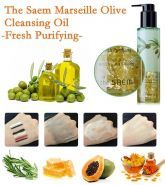Marseille Olive Cleansing Oil