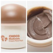 Magic Food Choco Mushroom Cream Pore Pack Tony Moly