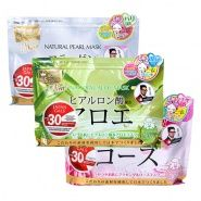 Japan Gals Natural Mask 30pcs