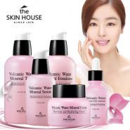Volcanic Water Mineral Serum The Skin House