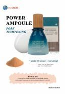 Power Ampoule Pore Tightening отзывы