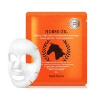 Special Treatment Energizing Mask Pack Horse Oil 5pcs