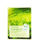 Pureness 100 Green Tea Mask Sheet Tony Moly отзывы