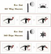 Eco Soul 180 Wing Mascara