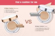 M Magic Cushion Moisture отзывы