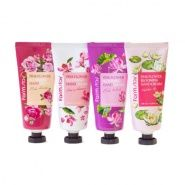 Pink Flower Blooming Hand Cream