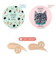 Face 2 Change Dodo Cat Glow Cushion BB (Dodos Rest)