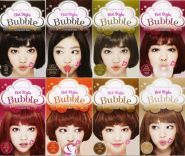 Hot Style Bubble Hair Coloring