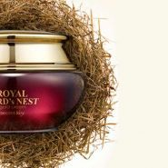 Royal Birds Nest Gold Cream Secret Key