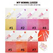 My School Looks Multi Color Pencil Tony Moly отзывы