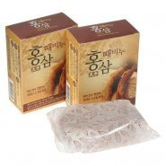 Miso Red Ginseng Scrub Body Soap