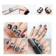 Eco Soul Nail Collection Leather Stud Set
