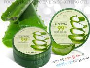 Calming and Moisturizing Aloe Vera Soothing Gel description