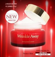Wrinkle Away Fermented Cream The Skin House