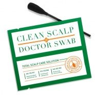Clean Scalp Doctor Swab