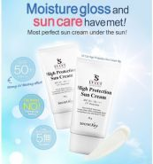 UV Cut High Protection Sun Cream Secret Key отзывы
