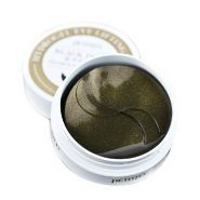 Black Pearl and Gold Hydrogel Eye Patch