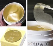 Premium Gold and EGF Eye Patch