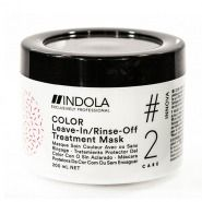 Color Leave In Rinse-Off Treatment Mask