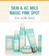 Skin and AC Mild Magic Pink Spot
