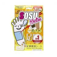 Perorin Sole Spa Sheet Detox