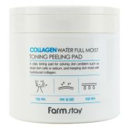 Collagen Water Full Moist Toning Peeling Pad