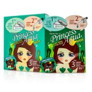 Princess 3 Steps Mask