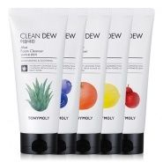 Clean Dew Red GrapeFruit Foam Cleanser