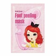 Flower Foot Peeling Mask