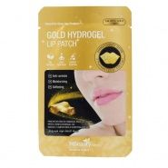 Gold Hydrogel Lip Patch