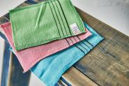 Viscose Squared Bath Towel