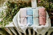 Clean and Beauty Dreams Shower Towel (28x90)