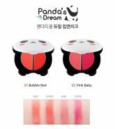 Pandas Dream Dual Lip and Cheek