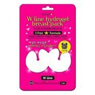 W Line Hydrogel Breast Pack