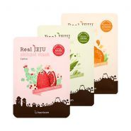 Real Jeju Skingel Mask