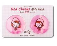 Red Cheeks Girl's Patch купить