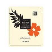Gem Miracle Black Pearl Gel Mask Sheet The Saem купить