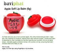 Apple Soft Lip Balm description