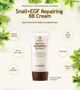 Snail + EGF Repairing BB Cream description